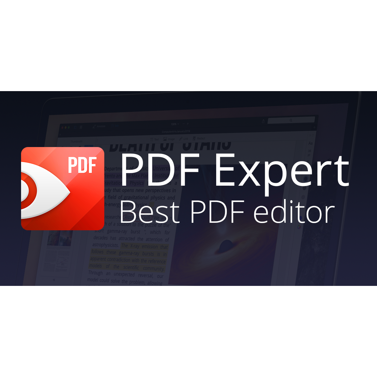 PDF Editor and Reader for Mac | Free Trial | PDF Expert