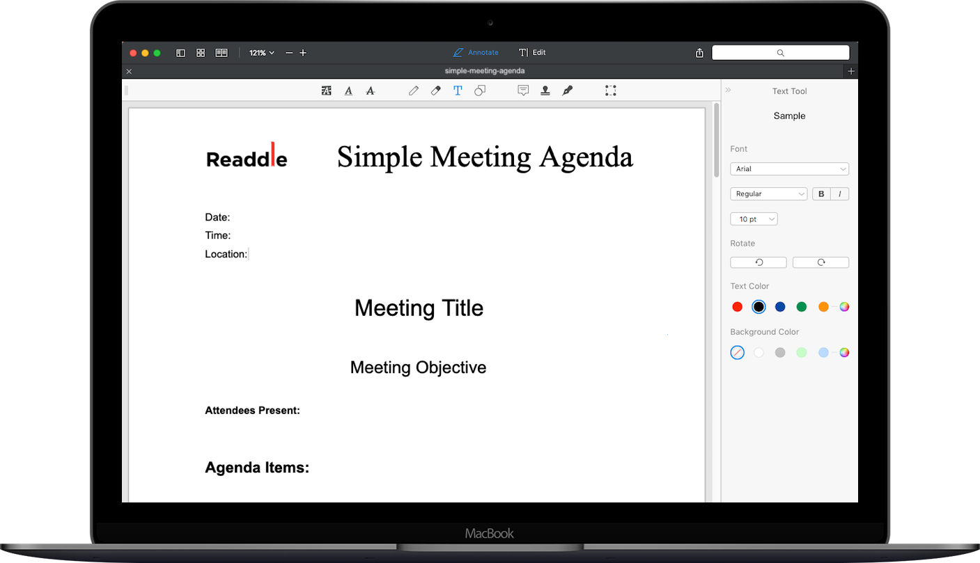 Free Meeting Agenda Template Meeting Agenda Pdf Download
