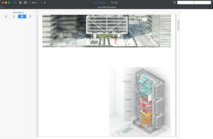 The best PDF editor for designers and architects | PDF Expert