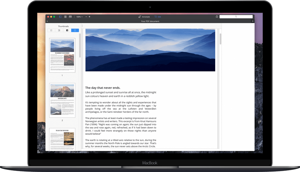 How to add Text to a PDF on your Mac? | PDF Expert