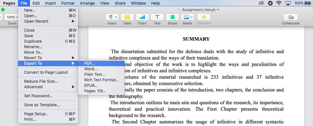 5 Benefits of Submitting Student Assignments in PDF – PDF Expert